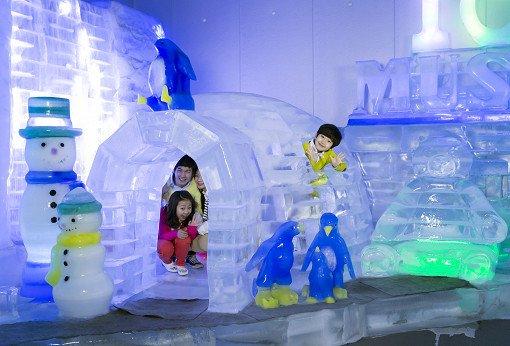 Trickeye 3D Museum & Ice Museum at Hongdae (Hongik Univ.)_10