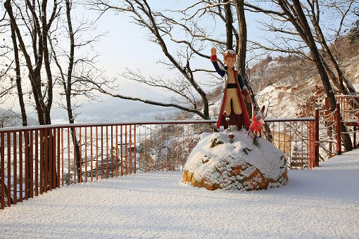 Petite France in Winter