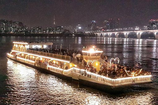 Hangang River Ferry Evening Cruise_1