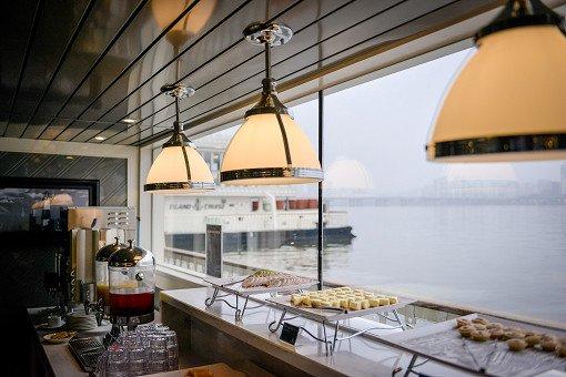 Hangang River Ferry Lunch Buffet Cruise_21