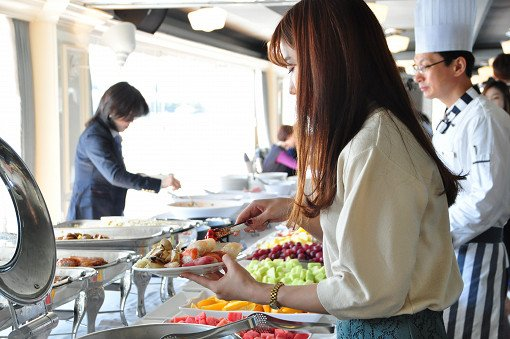 Hangang River Ferry Lunch Buffet Cruise
