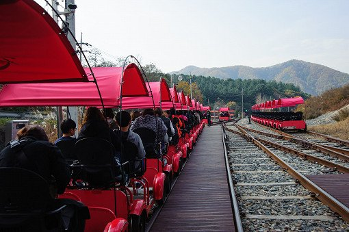 10% Off! Lowest Price! Gangchon Rail Bike Reservation_9