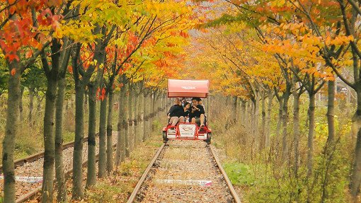 10% Off! Lowest Price! Gangchon Rail Bike Reservation_1