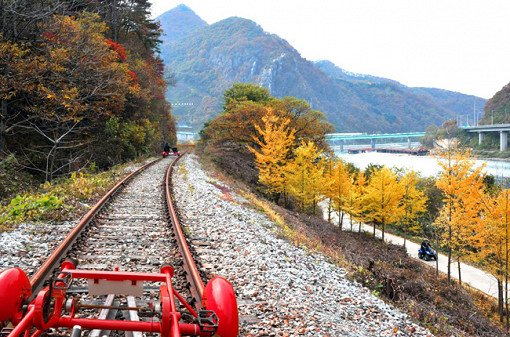 Gapyeong Rail Bike Reservation_7