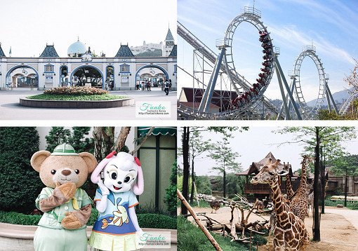 Everland One Day Ticket & Shuttle Bus Package_24