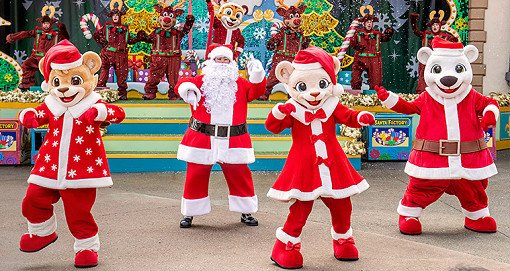 Everland One Day Ticket & Shuttle Bus Package_32
