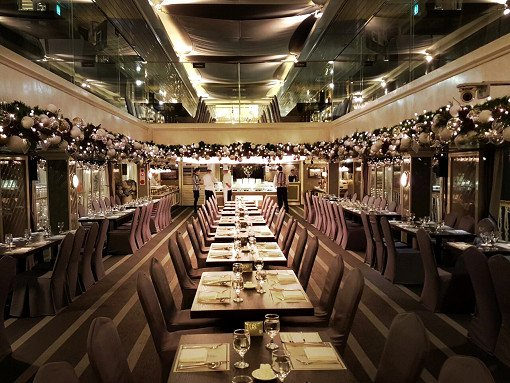 Hangang River Ferry Dinner Buffet Cruise_18