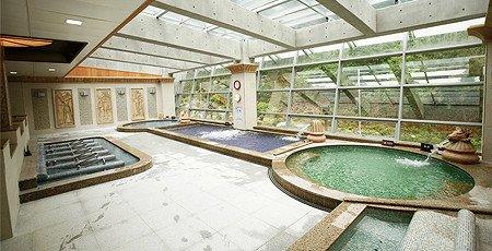 Ocean World Korea Spa and Sauna Facilities