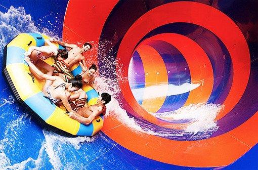 Ocean World Korea Super S Slide