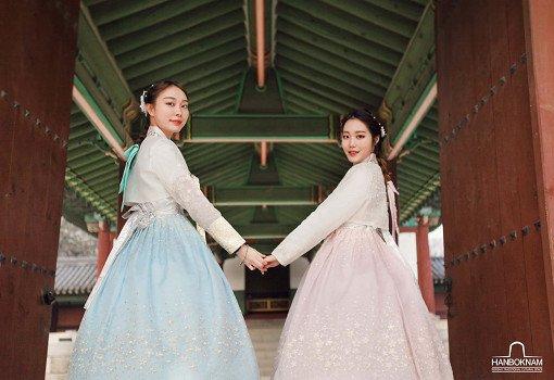 Gyeongbok Palace Hanbok Rental Discount Ticket_0