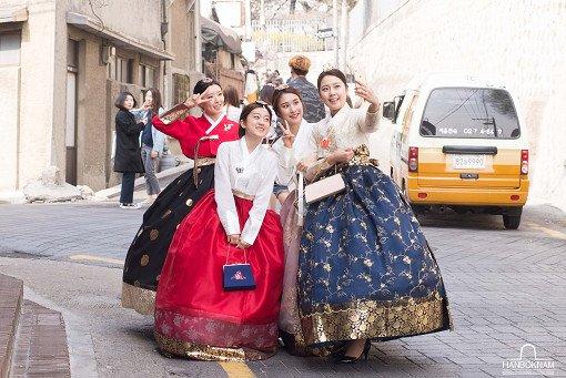 Gyeongbok Palace Hanbok Rental Discount Ticket_29