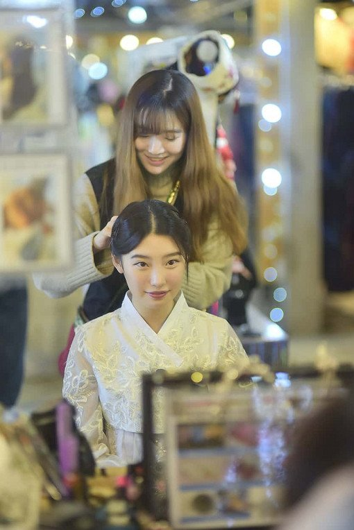 Gyeongbok Palace Hanbok Rental Discount Ticket_35
