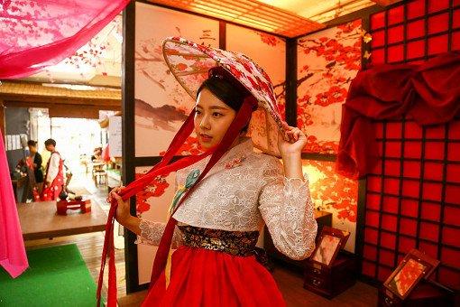 Gyeongbok Palace Hanbok Rental Discount Ticket_41