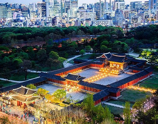 One Day Old And New Seoul City Private Tour