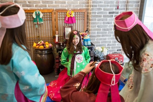 Kimchi Making Class & Hanbok Experience_9