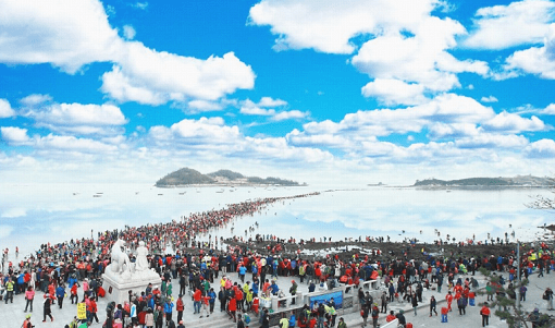 [From Seoul/Busan] 2019 Jindo Sea Parting Festival
