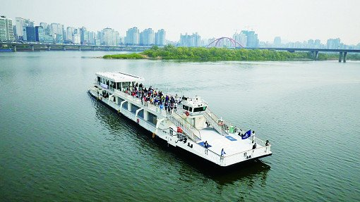 Hangang River Ferry Daytime Cruise_12