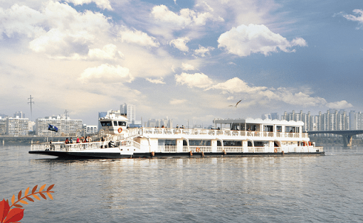 Hangang River Ferry Daytime Cruise