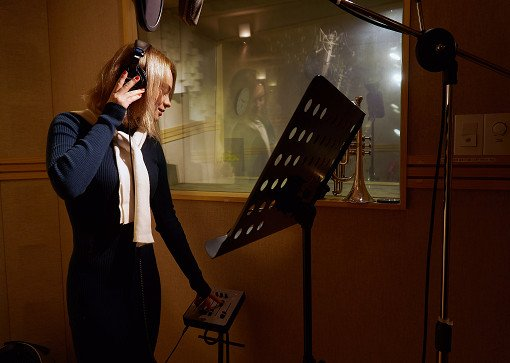 K-Pop Recording In Studio_1