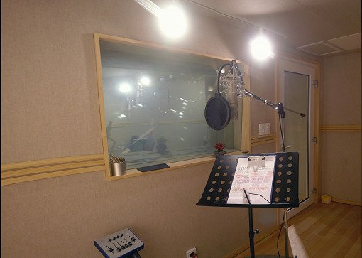 K-Pop Recording In Studio_17