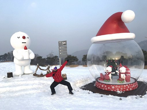 [Dec 15 - Feb 28] Vivaldi Park Snowy land (Snow sled) & Ski Resort Gondola Shuttle Bus Package_3