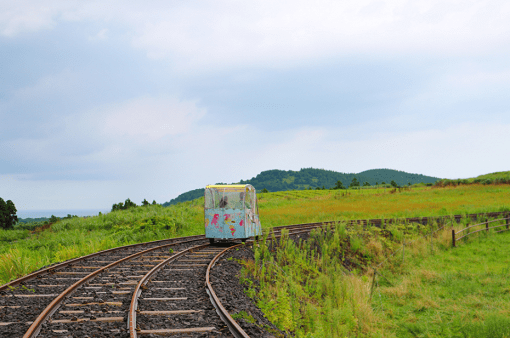 Jeju Rail Bike Discount Ticket_1