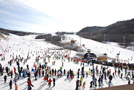 Eden Valley Ski Resort Shuttle Bus Package