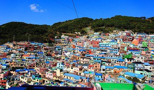 [Dec-Mar] From Busan! Gamcheon Culture Village and Eden Valley Ski Resort Shuttle Bus Package_11