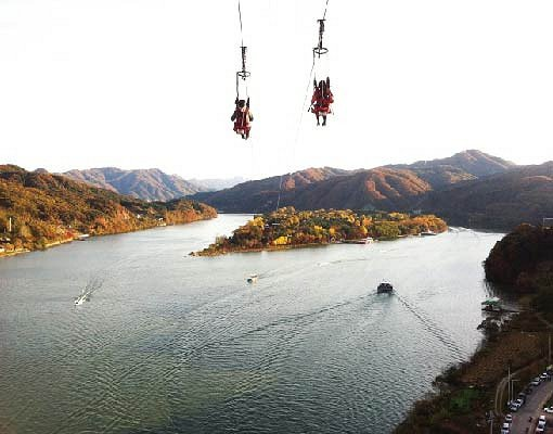 Nami Island All Inclusive Ticket (Zip Wire, Train, Bicycle)_5