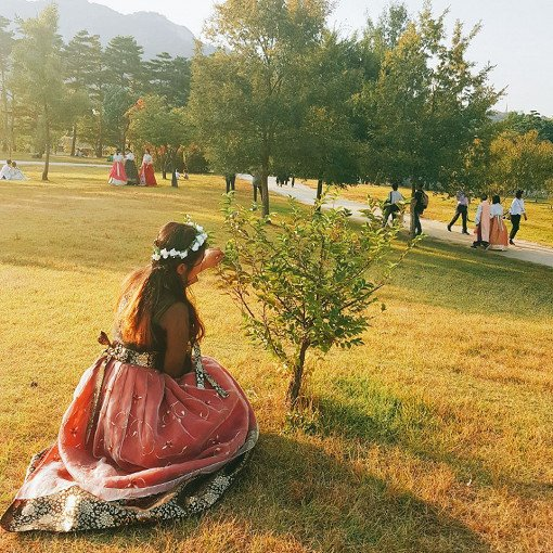 Luxury Hanbok Rental Experience at Gyeongbok Palace_1