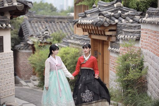 Luxury Hanbok Experience at Gyeongbok Palace_17
