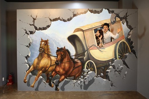 Jeju Trickeye & Greek Mythology Museum Discount Ticket_13