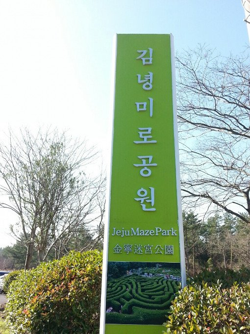 Jeju Kimnyoung Maze Park Discount Ticket_3