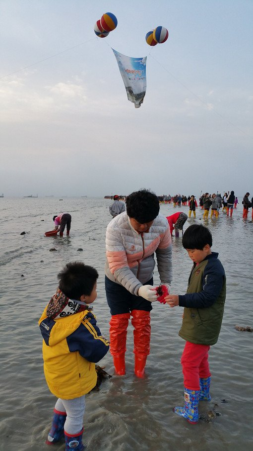 2018 Jindo Miracle Sea Road Festival (From Busan)_3