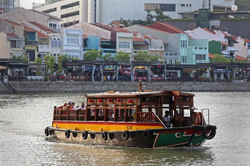 Singapore River Cruise_3