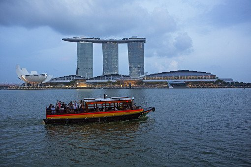 Singapore River Cruise_4