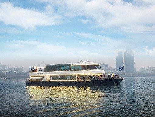Hangang River Daytime Cruise - Jamsil Dock_1