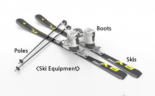 Alpensia Resort Ski Snowboard Full Rental Package (Gear, Lift Ticket, Clothes)