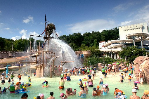 Everland & Caribbean Bay Ticket Combo and Shuttle Bus Package_1