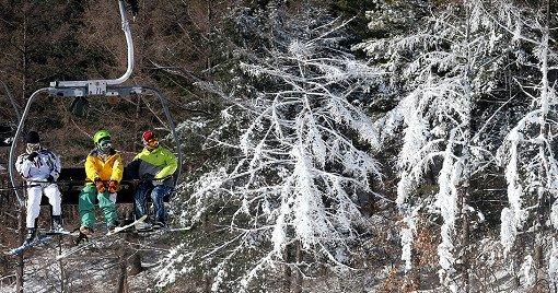 Bears Town Ski Resort Ski Snowboard Lift