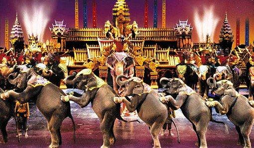 Siam Niramit Show Discount Ticket (Bangkok)_2