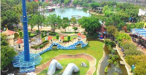 Билеты со скидкой в парк Dream World в Бангкоке_1