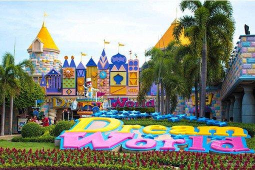 Билеты со скидкой в парк Dream World в Бангкоке_3