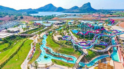 Ramayana Water Park Discount Ticket Pattaya_1