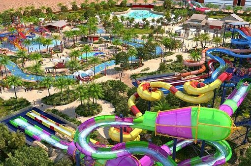 Ramayana Water Park Discount Ticket Pattaya_0