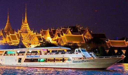 Chao Phraya Princess Cruise Discount Ticket (Dinner Cruise)_1