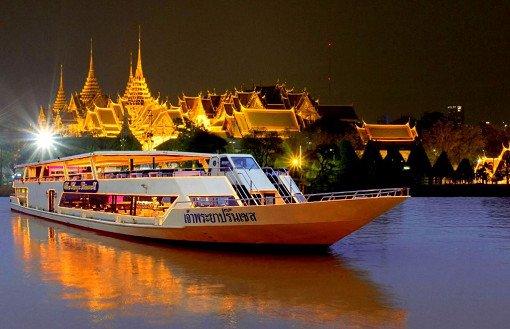 Chao Phraya Princess Cruise Discount Ticket (Dinner Cruise)_3