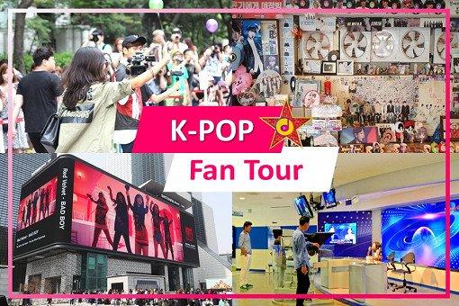 Seoul Hallyu K-pop Fan Tour
