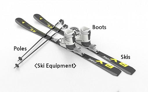 Yongpyong Resort Ski Snowboard Full Rental Package (Gear, Lift Ticket, Clothes)_0