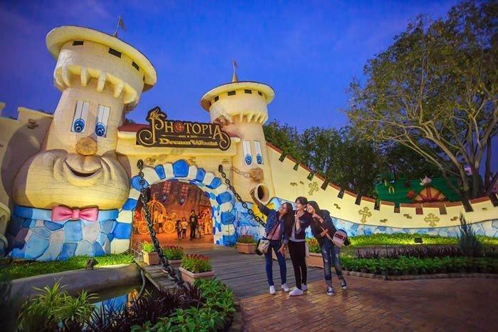Dream World Бангкок